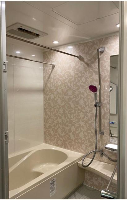 吉田様邸バスルーム施工後