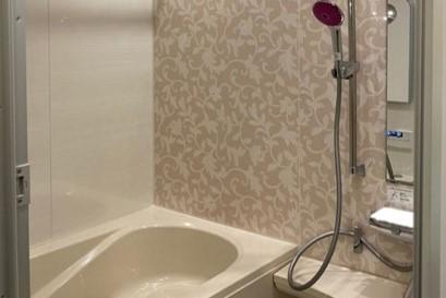 吉田様邸バスルーム