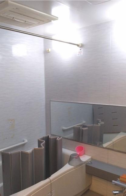吉田様邸バスルーム施工前